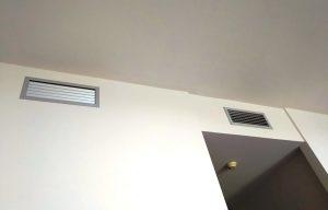 Los conductos permiten elegir la temperatura en cada estancia